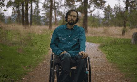 Quadriplegic but still exploring B.C.'s wilderness