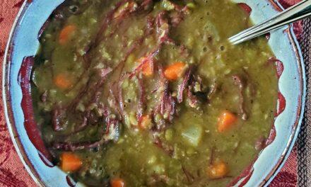 Bear Ham Split Pea Soup – A tasty twist on a family favourite
