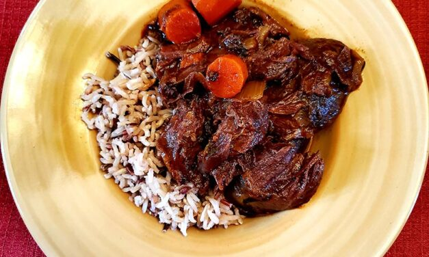 Making Braised Bear Shanks – A recipe your family will love!