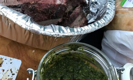 Wild Game Chimichurri – Try it at the next barbecue